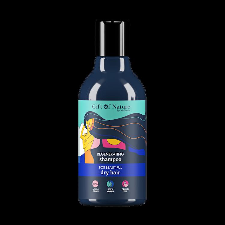 gon shampoo dry Gift Of Nature kosmetyki